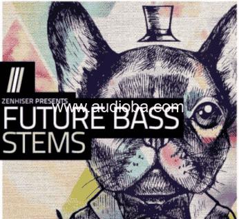 Zenhiser Future Bass Stems [WAV, MiDi]