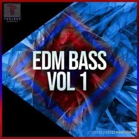Toolbox Samples EDM Bass Vol.1 [WAV]